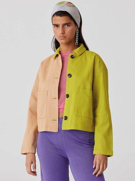 Paloma Wool Coyote Jacket - Lime