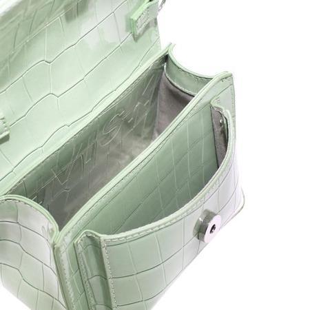 Hvisk Renei Croco Bag - Mint Green