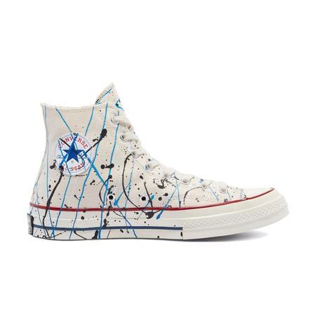 Converse Chuck 70 Archive Paint Splatter Print Hi Sneakers