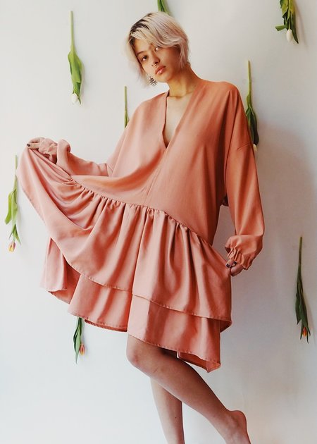 m e ç l â Posey Dress - Rose