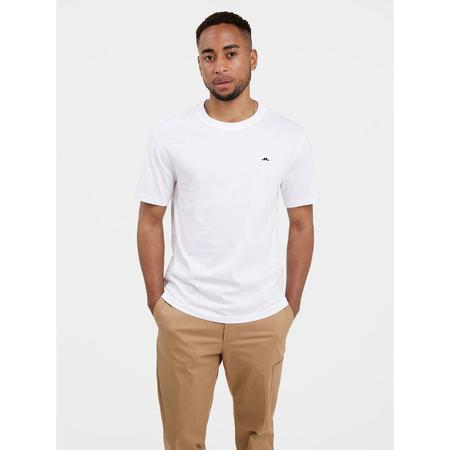 J Lindeberg Jordan Logo T-Shirt - White