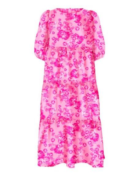 Cras Akia Dress - Pink Rose