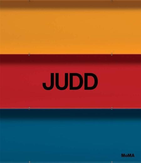 """DAP Books """"JUDD"""" by Donald Judd Book"""