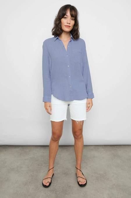 Rails Ellis Shirt - Aegean Blue