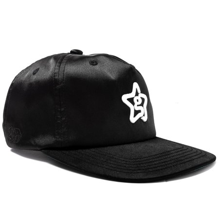Guilt G-Lux Satin Cap - Black