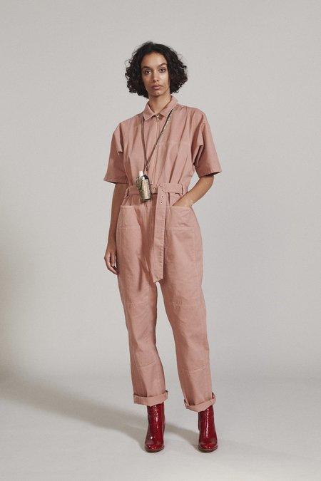 Rachel Comey Handy Jumpsuit - Blush