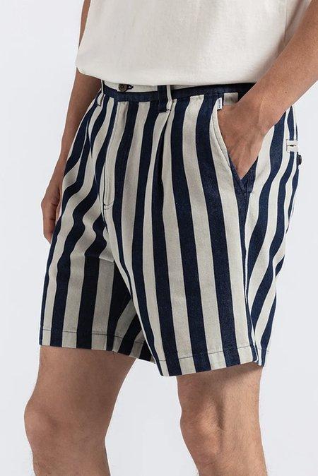 Banks Journal Chambray Walkshort - Stripe