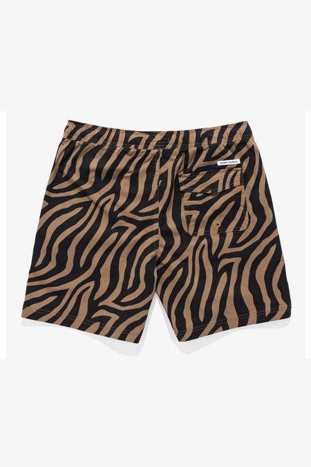 Banks Journal Stranger Board Shorts - Clay