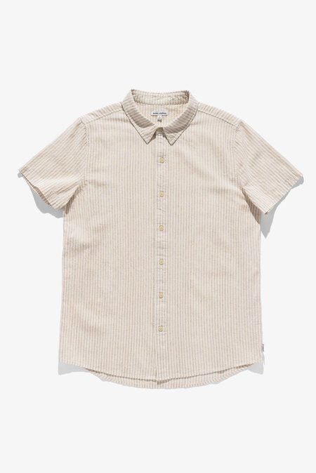 Banks Journal Teen Shirt - Bone