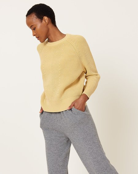 Demy Lee Chelsea Sweater - Hay Yellow