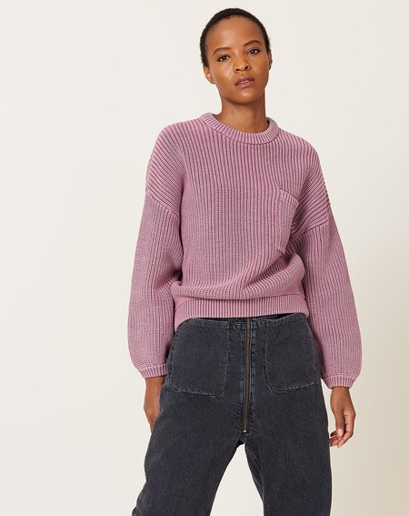 Demy Lee Grant Sweater - Pale Orchid