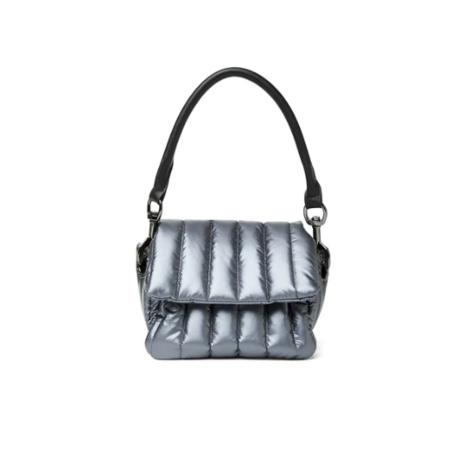 Think Royln Petite Bar Bag - Pearl Grey
