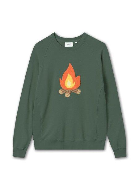 forét Heat Sweatshirt - Deep Forest