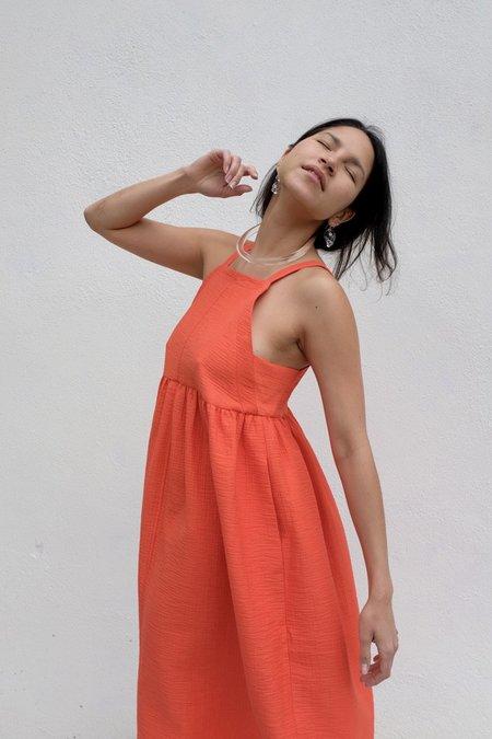 Rachel Comey Fresco Dress - Red
