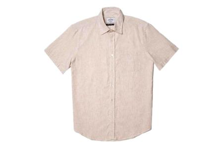 Portuguese Flannel Highline Shirt - Toasted