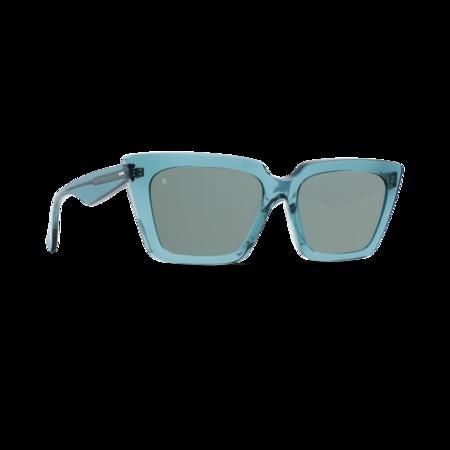 Raen Keera sunglasses - Marina/Teal Gradient Mirror