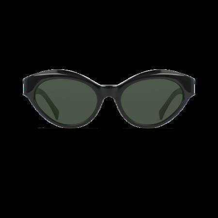 UNISEX Raen Veil eyewear - Black/Green