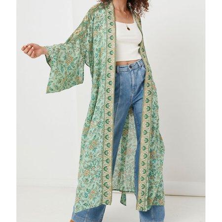 spell folk song robe - sage