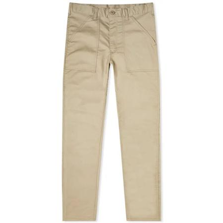 Stan Ray Taper 4 Pocket Fatigue pants - Khaki Weill