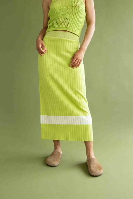 Rita Row Elvia Skirt - green