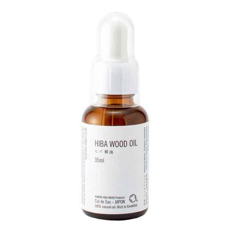 Cul de Sac Japan Hiba Wood Essential Oils