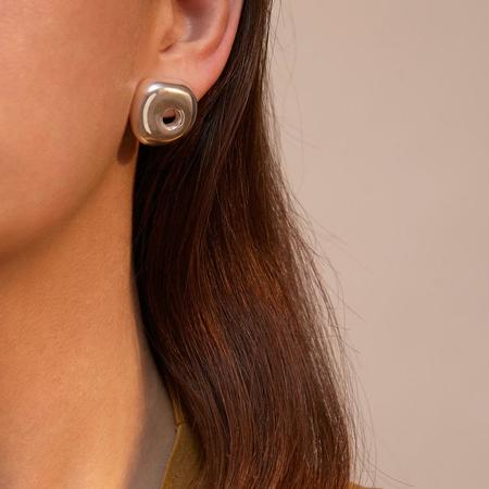 Leigh Miller Jewelry Hepworth Studs - Sterling Silver