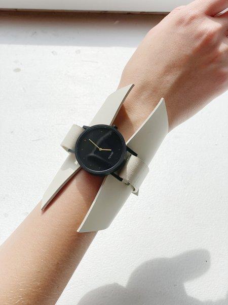 Aumorfia Strap 1 Diffuse Watch - Dirty White
