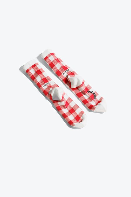 Socksss Tennis Socks - Squares Fratelli
