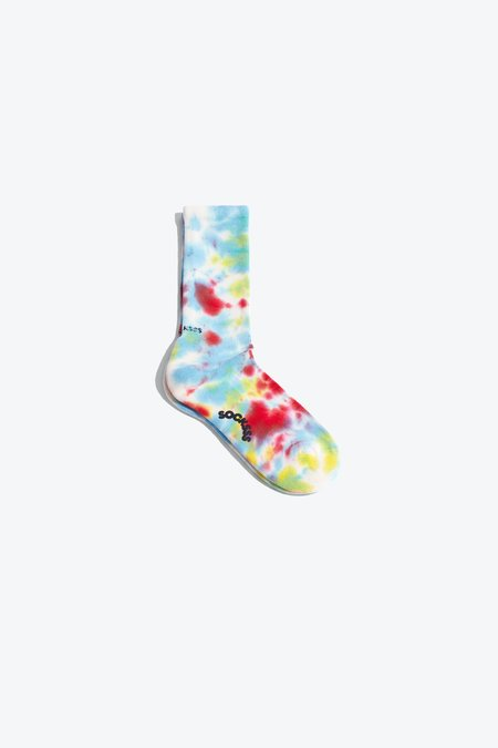 Socksss Tennis Socks - Tie Dye