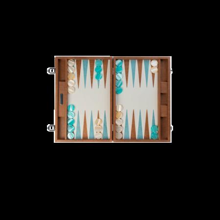 Hector Saxe Medium Backgammon Alain - Ambre