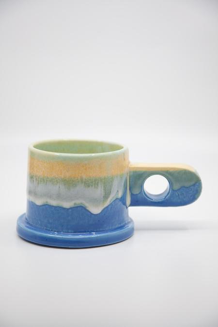 Peter Shire Dipped Mug
