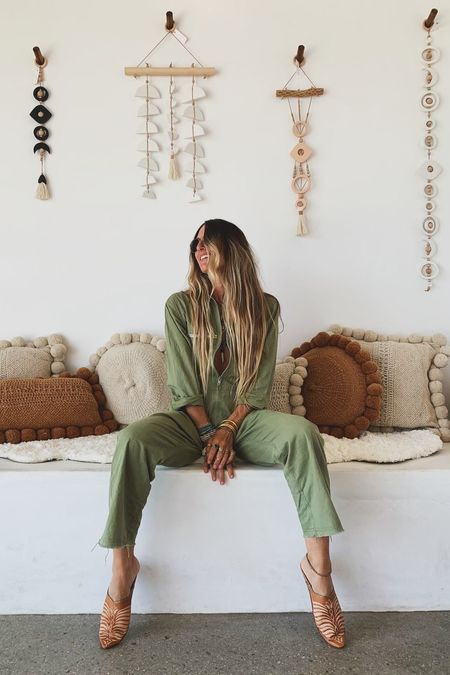 Palmetto Station Suit - Army Green