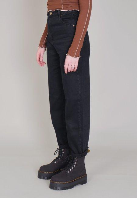 Rollas Genie Jeans - Shadow Black