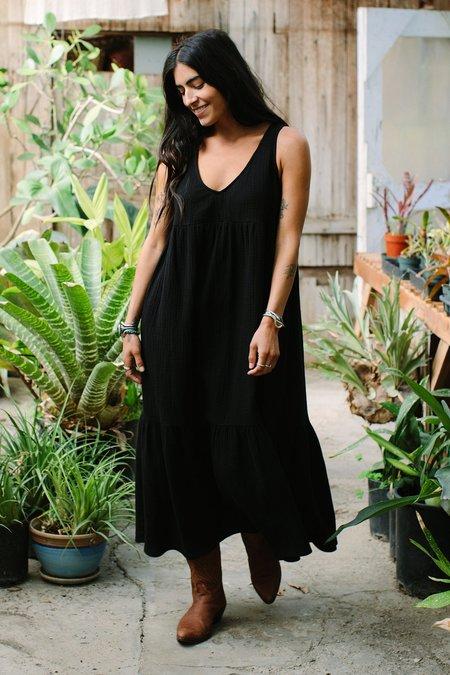 Rachel Pally Gauze Amelia Dress - black