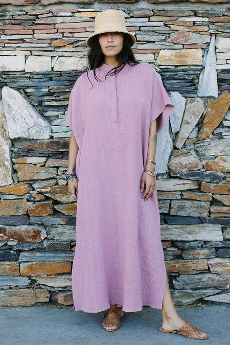 Rachel Pally Gauze Thea Dress - Mulberry