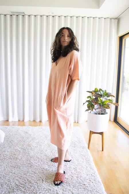 Rachel Craven Patmos Dress - Papaya