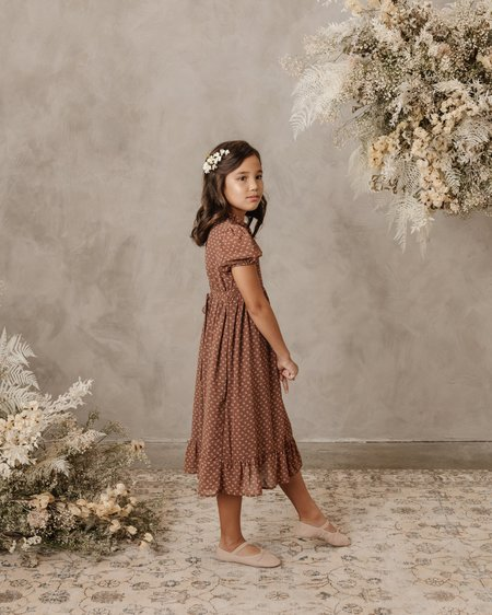 kids Noralee Wendy Dress - French Flower
