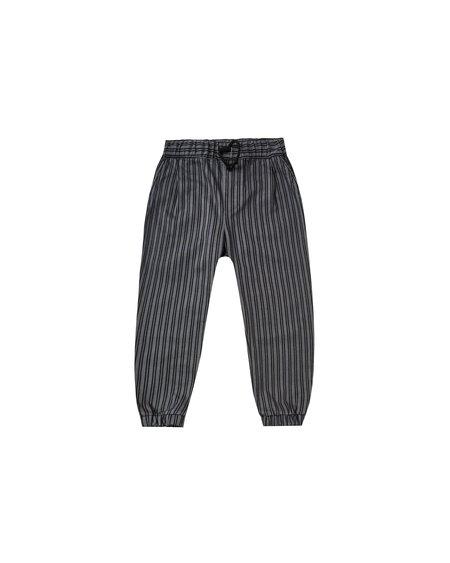 kids Rylee & Cru Beau Pant - Striped Indigo
