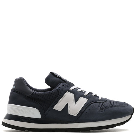 NEW BALANCE M995DNN MADE IN THE USA NAVY / WHITE