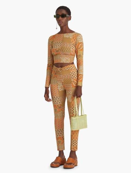 Paloma Wool Carl Pants - Orange