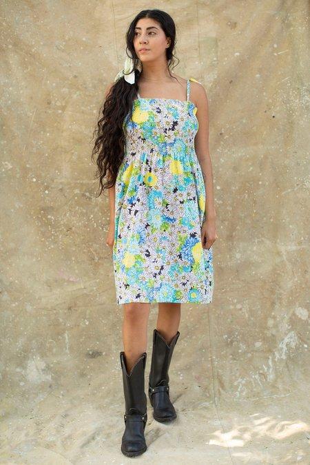 Vintage Dress - Floral