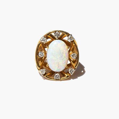 Vintage Brizio Ring