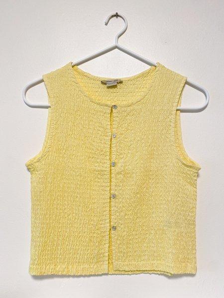 Paloma Wool Livi Crop Top - Pastel Lime