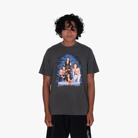 Fucking Awesome Heavy Metal T-shirt - black