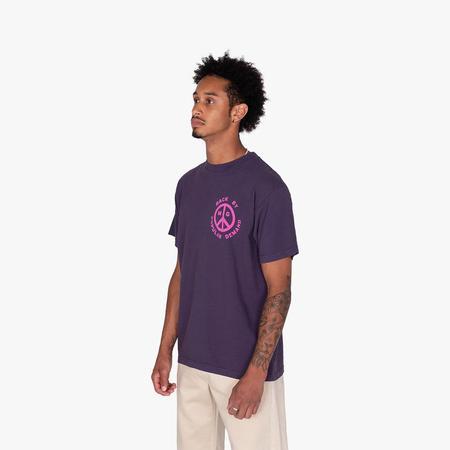 Mister Green Back By Popular Demand T-shirt - Midnight Purple