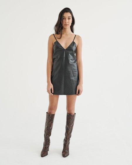 alyson eastman Summer Dress - Black