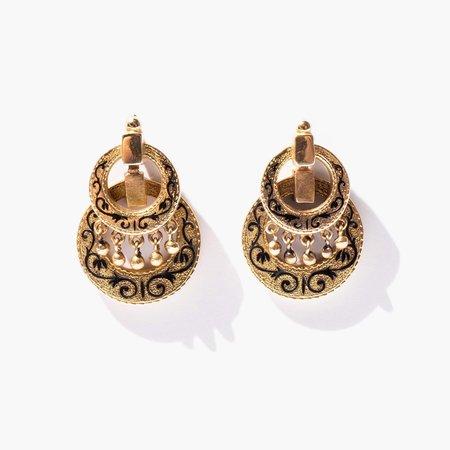 Vintage Adeliza Earrings