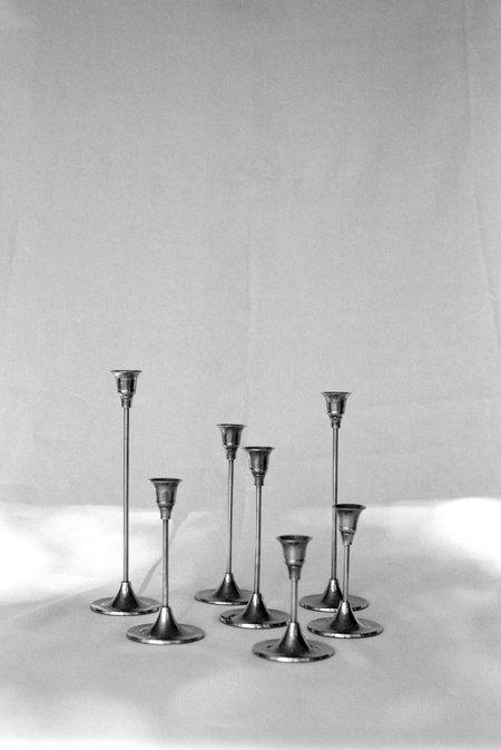 Fourth St Set of Candlesticks - Brass