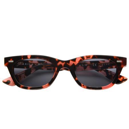 PLEASURES Method Sunglasses - Pink Tortoise