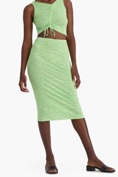 Paloma Wool George Midi Skirt